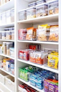 23 Kitchen Pantry Ideas With Form And Function 23