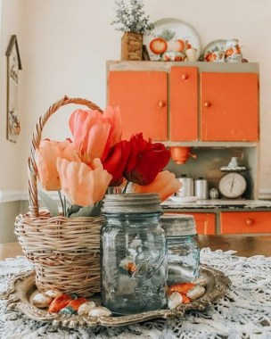25 Adorable Ways To Bring The Spring To Your Home 26