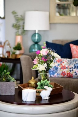 25 Adorable Ways To Bring The Spring To Your Home 27