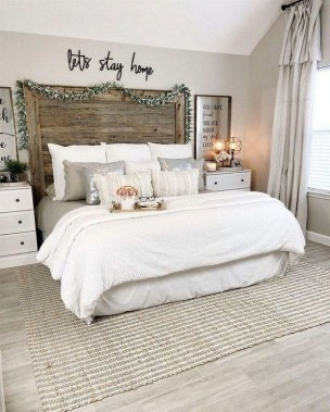 25 Awesome Rustic Bedroom Furniture Ideas To Get The Farmhouse Charm 18