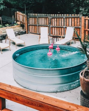 25 Easy And Cheap Backyard Ideas You Can Make Them For Summer 24