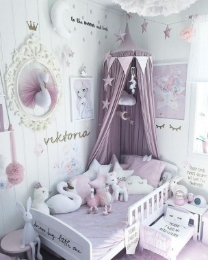 26 Chic Teenage Girl Bedroom Decorating Ideas 11