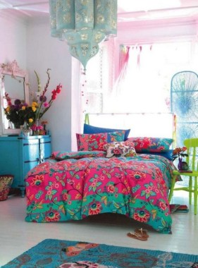 26 Chic Teenage Girl Bedroom Decorating Ideas 22