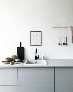 27 Modern Minimalist Kitchen Sink Ideas 13