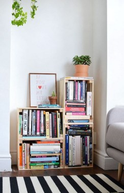 27 Smart And Unusual Book's Storage Ideas For Book Lovers 01