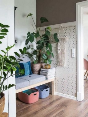 27 Vibrant Entryways To Give Your Guest Good First Impression 01
