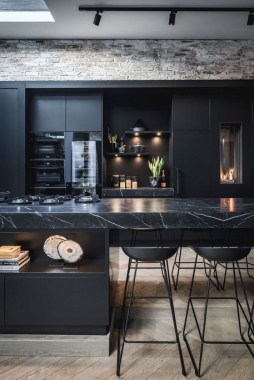 28 Gorgeous Kitchen Countertops Options To Get Your Own Dream Kitchen 11