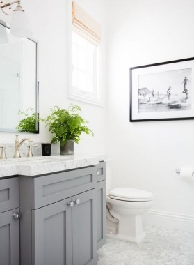 28 Ways To Make Your Small Bathroom Feel Bigger 07