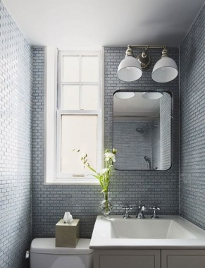 28 Ways To Make Your Small Bathroom Feel Bigger 17
