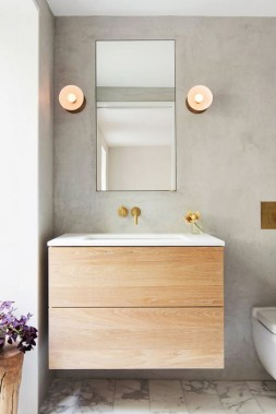 28 Ways To Make Your Small Bathroom Feel Bigger 27