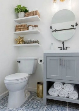 29 Small Bathroom Ideas You Need To Try 19