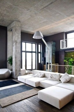 30 Amazing Interior Design Ideas For Modern Loft 23