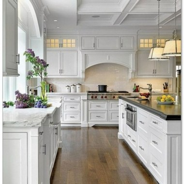 30 Best French Country Kitchen Design Ideas To Inspire You 03