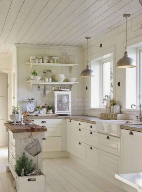 30 Best French Country Kitchen Design Ideas To Inspire You 09