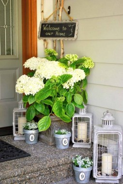 31 Best Ways To Sprucing Up Your Front Porch For Spring 04