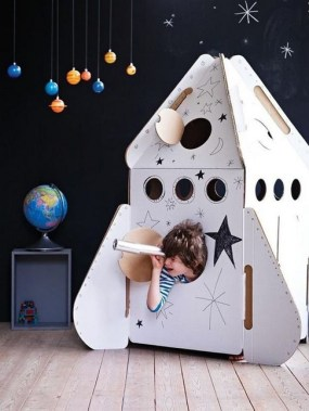 31 Creative Things To Make With Cardboard 23