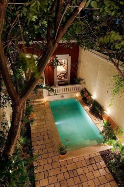 31 Refreshing Plunge Pool Design Ideas For You To Consider 32