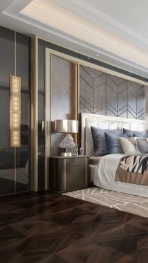 34 Luxury Master Bedroom Design Ideas For Better Sleep 30