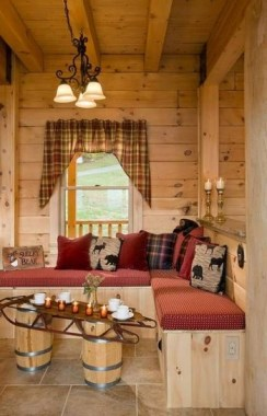 35 Cozy Nook Ideas To Sip On A Cup Of Tea And Read A Good Book 39
