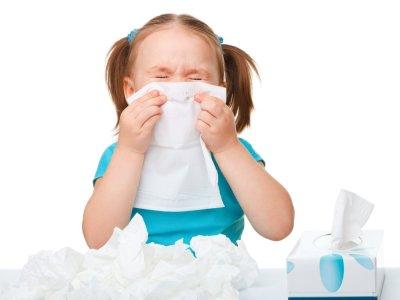 حساسية الانف عند الاطفال