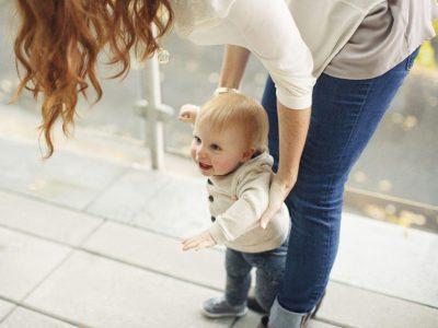 تأخر المشي عند الاطفال