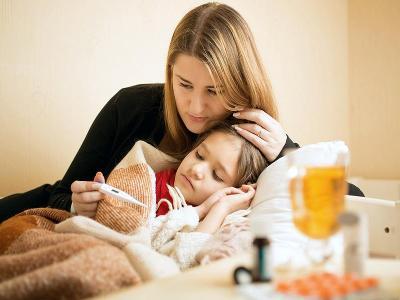 10 علامات لضعف المناعة عند الاطفال