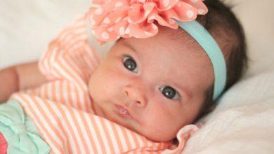 Photo of الطفل في الشهر الثاني من العمر