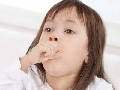 الكحة او السعال عند الاطفال