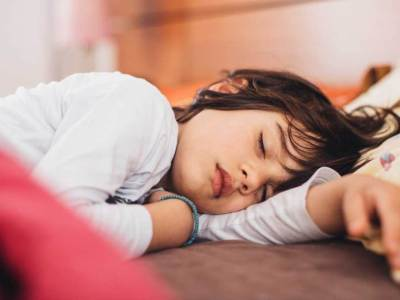 الحل السحري لنوم الاطفال والتخلص من الارق