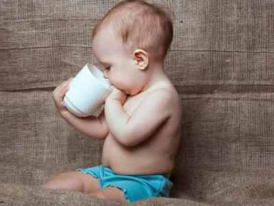 متي يشرب الاطفال الشاي
