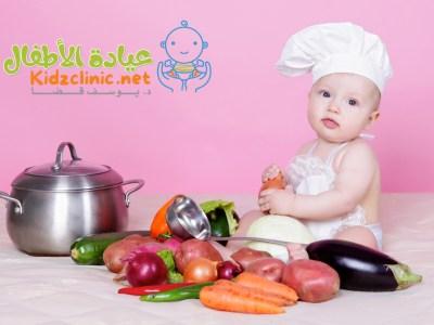 اكلات الاطفال