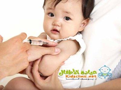 فوائد تطعيمات الاطفال