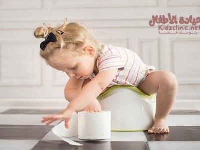 رائحة البراز الكريهة عند الرضع