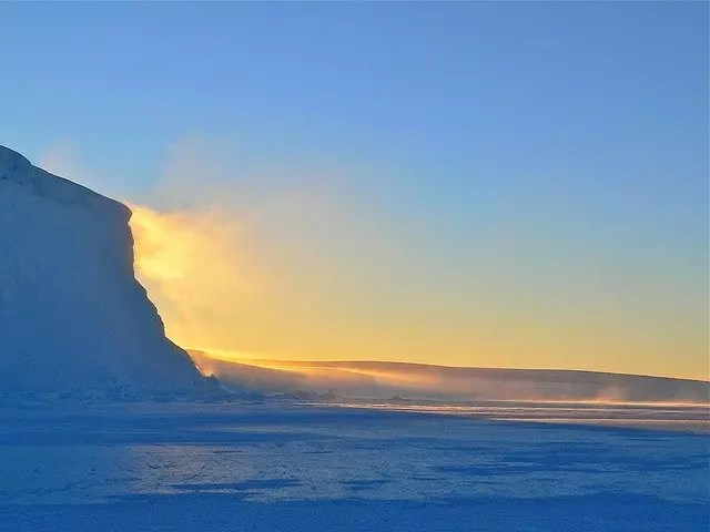 Antartica Facts for kids
