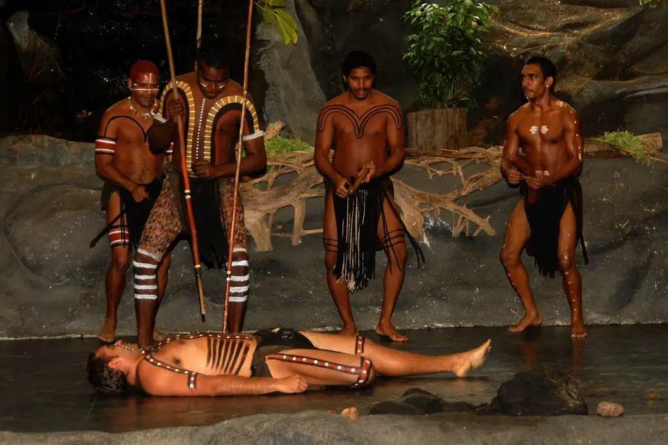 Aboriginal people Australia