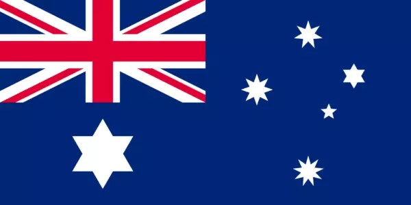 flag of australia - australia facts for kids