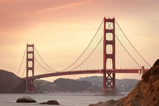 Golden Gate Bridge Facts for kids