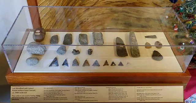 Native American artifacts