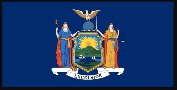NEW YORK FLAG - NEW YORK FACTS
