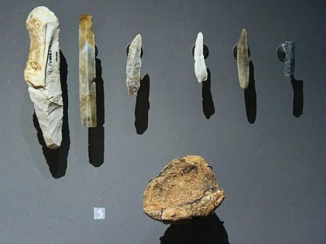 Sanskrit Of The Vedas Vs Modern Sanskrit: Stone Age Tools And Weapons Information