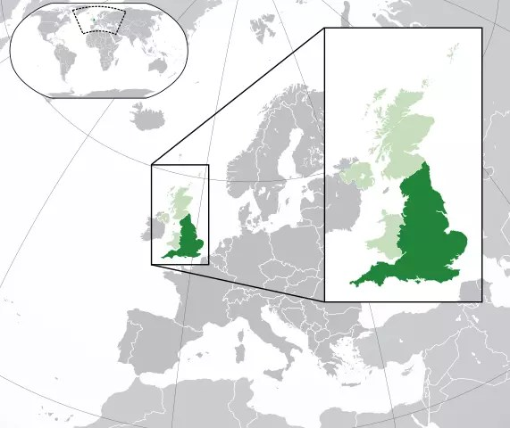 England Location