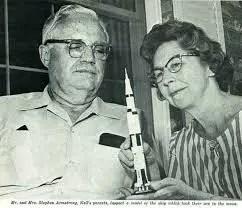 Neil Armstrong Parents