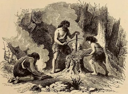 stone age people