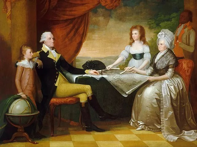George Washington Family