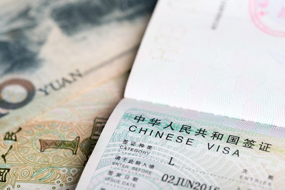 China Visum aanvragen