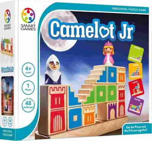 SmartGames Camelot Jr. Een van de denkspellen van SmartGames