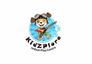 Kidzplore logo - Kids playground Canberra