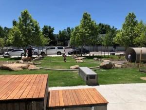 Kidzplore outdoor kids playground Canberra