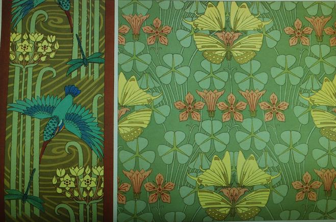 Nouveau pattern