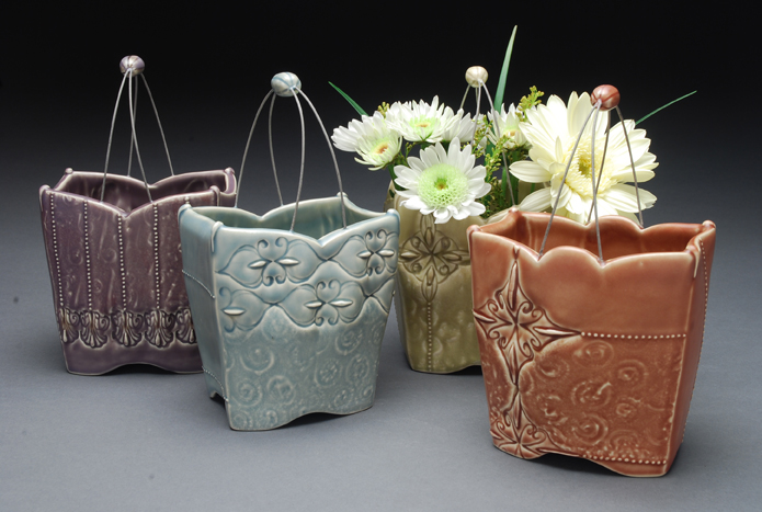 Kristen Kieffer Wire Baskets